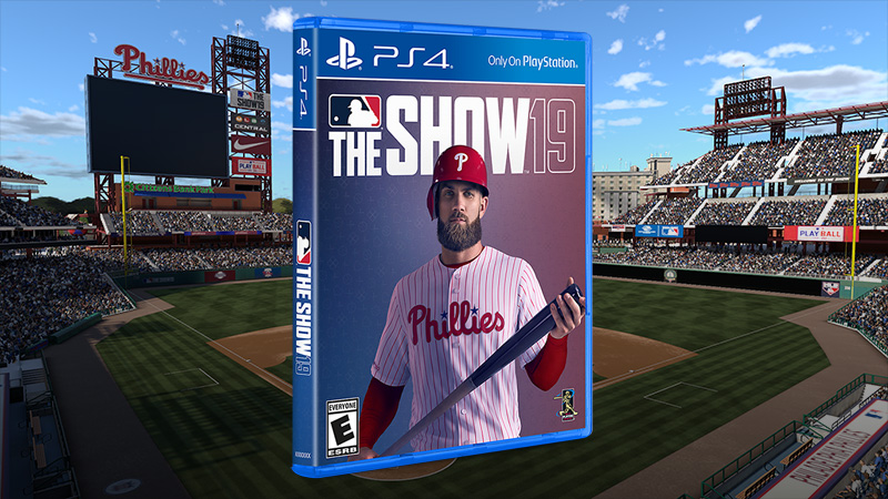 Welcome to MLB The Show 19