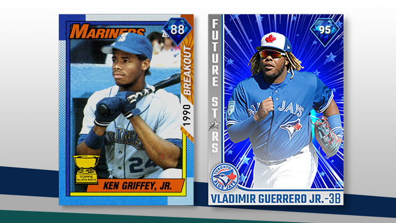 Vladimir Guerrero Jr., Ken Griffey Jr., and New Moments!