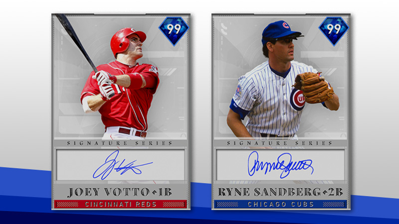 SIGNATURE SERIES CHOICE PACK DAZZLES WITH DIAMONDS