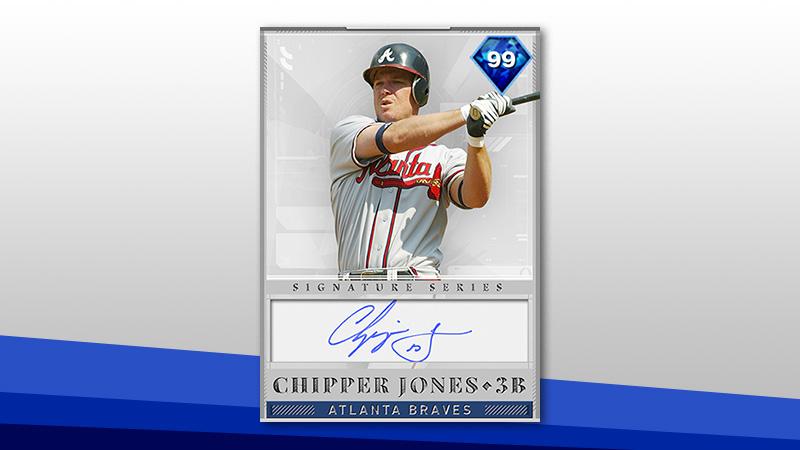 Chipper Jones New Ranked Seasons Reward